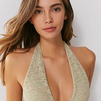 Out From Under Suki Convertible Halter Bra Top | Urban Outfitters
