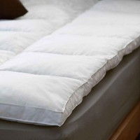 King Size Down Alternative Mattress Topper - Machine Washable