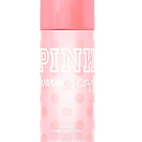 Victoria's Secret WARM & COZY PINK BODY MIST 8.4 oz [Health and Beauty]