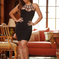 Party Perfect Dress - Black
