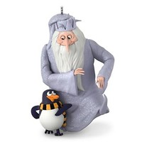 Santa Claus is Comin' to Town Winter Warlock 2016 Hallmark Keepsake Christmas Ornament