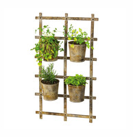 Four-Pot Trellis