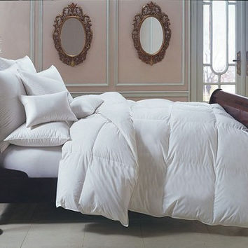 Luxury~600TC Queen Alternative Down Comforter-65oz