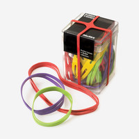 Assorted Rubber X-Bands