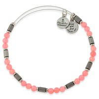 Cotton Candy Traveler Beaded Bangle