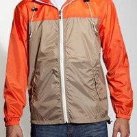 OBEY CLOTHING STNDRD ISSUE WINDBREAKER JACKET - MENS JACKETS BY OBEY CLOTHING