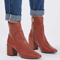 MINT Pointed Ankle Boots