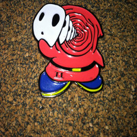 Limited Edition ShyGuy Hat Pin by Ill Intentions