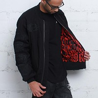 Ironside Reversible Rip Stop Flight Jacket