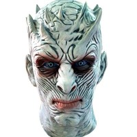 Game of Thrones Season 7 Mask Night's King White Walkers Men Full Head Undead Mask Zombie Halloween Mask High Quality Helmet