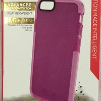 Tech 21 Evo Mesh Cell Phone Case for iPhone 6 - Retail Packaging - Pink/White