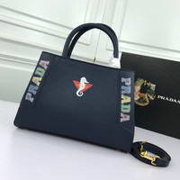 2020 New Prada Saffiano luxury Brand Bag LV Louis Vuitton Women Leather black Tote womens white bag Shoulder Bags Shopping Bag Bumbag Prada cross bag pink wallet purse Top Quality