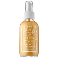 Golden Waves Sea Salt Shimmer Spray - Captain Blankenship | Sephora