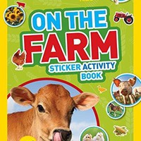 National Geographic Kids on the Farm Book Sticker Activity Book (National Geographic Kids)