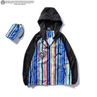Stripes Rashguard Windbreaker [10191547655]