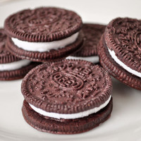 SECONDS SALE: Oreo Cookie Soaps - creme filled sandwich cookie - novelty soap - Chocolate