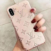 Louis Vuitton LV Fashion iPhone Phone Cover Case For iphone 6 6s 6plus 6s-plus 7 7plus 8 8plus iPhone 11 iPhone X XR XS XS MAX PRO MAX iPhone 12-3
