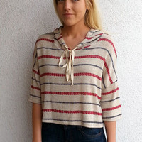 Sarah Cropped Hoody   ZOE Boutique