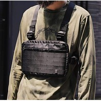 Tactical Cross Shoulder Chest Bag