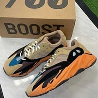 Adidas Yeezy Boost 700 Enflame Amber Sneakers Shoes