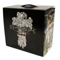 Death Note Box Set (Vol. 1-12)