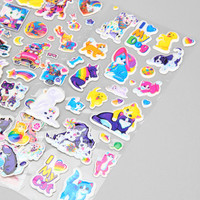 Lisa Frank Puffy Sticker Book