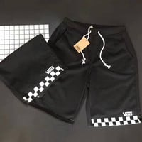 Vans off the wall sports shorts H-A-GHSY-1