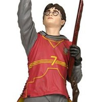 Harry Potter in Quidditch Gear Mini Bust