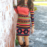 Catch Me If You Can Dress: Multi