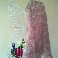 Wedding Shawl,Bride Shawl,Bridal Accessory