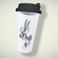 Bugs Bunny For Double Wall Plastic Mug ***