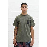8-Ball Tee in Olive