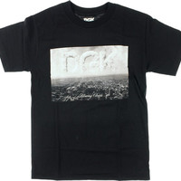 DGK Blowing Clouds Tee Small Black