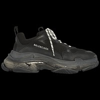 TRIPLE S BLACK DUST BALENCIAGA