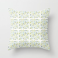 Decorative Throw Pillow Cover - Different sizes to Choose From, Square, Rectangular, Double-sided print, Indoors, Outdoors, Floral, Boho
