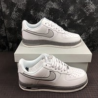 Morechoice Tuhz Nike Air Force 1 Low Sneakers Casual Skaet Shoes Ah0968-033