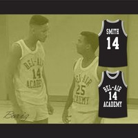 The Fresh Prince of Bel-Air Will Smith Bel-Air Basketball Jersey