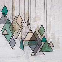 Stained Glass Elements (set of 17)