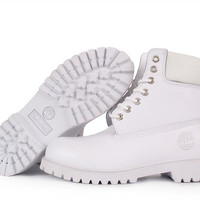 Women's White Timberland 6-inch Boot [mes810340] - $86.97 : Timberland sale, Timberland outlet stores
