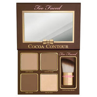 Cocoa Contour Chiseled to Perfection - Palette de maquillage de Too Faced sur Sephora.fr