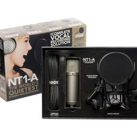 Newegg.Com - Rode NT1-A Anniversary Vocal Condenser Microphone Package