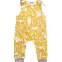Infant Baby Kid Girl Clothes Sleeve less Button Romper Jumpsuit