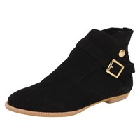House of Harlow 1960 Hollie Suede Bootie