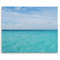 Cayman Island Waters - Wall Tapestry