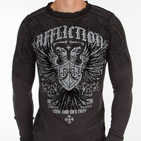 Affliction Liberate Reversible Thermal Shirt