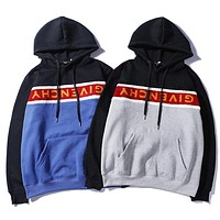 Givenchy Women or Men Fashion Casual Loose Top Sweater Pullover Hoodie
