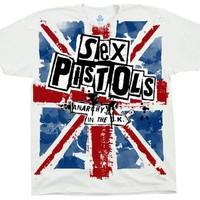 Sex Pistols - Anarchy In The UK T-Shirt at AllPosters.com