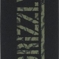 Grizzly Single Sheet Stamp Camo Griptape