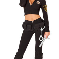 Sexy Crooked Cop Costume