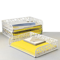 Vinea Stacking Letter Tray